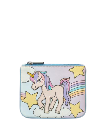 Magical Unicorn Zip Top Purse