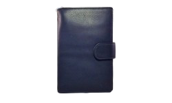 Newton Leather Travel Wallet