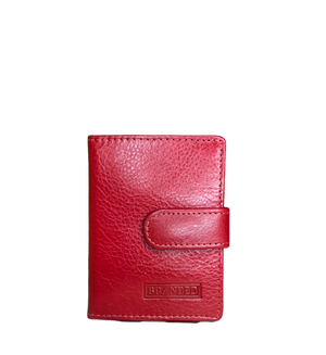 Leather Credit Card Holder