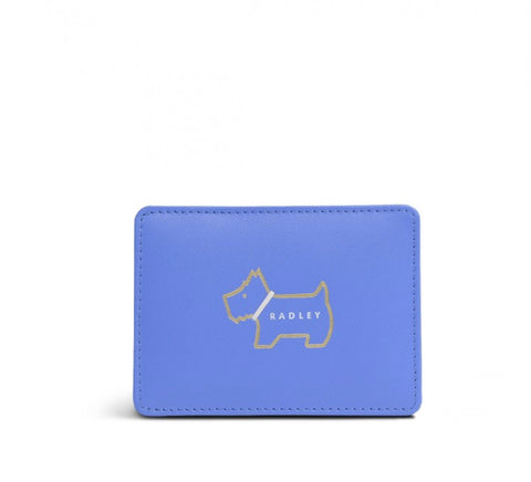Heritage Dog Outline Travel Card Holder