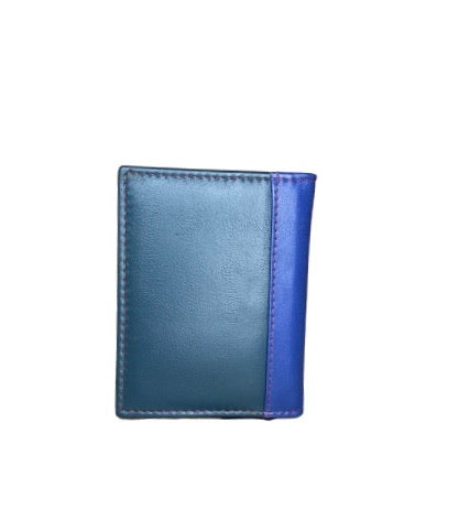 RFID Leather Credit Card Holder