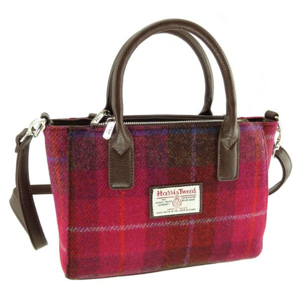 Harris Tweed Small Tote - Brora
