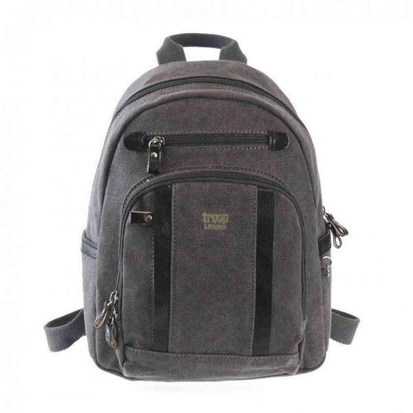 Canvas Small Backpack TRP0255