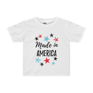 """Made In America"" 2T - 4T Tee"