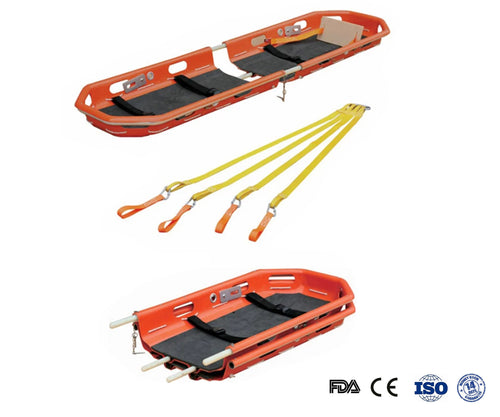 Foldable Basket Stretcher B-6