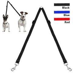 2 Way Leash for 2 Dogs