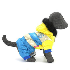 Winter Warm Jacket for Small and Large Dogs