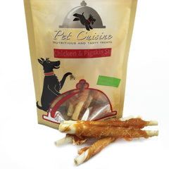 Chicken & Pigskin Sticks 100g 2bags
