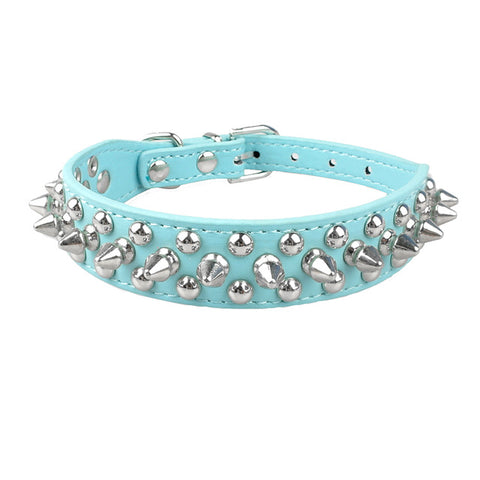 Coll Spiked Collar