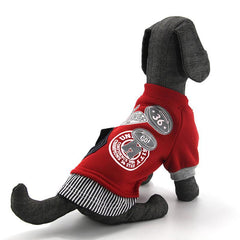 Winter Hoodie for Small and Medium Dogs