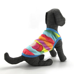 Cute Pattern Coat for Small Dogs