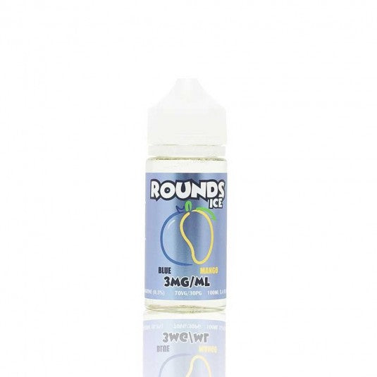 Ice Blue Mango By Rounds