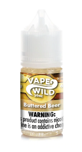 Buttered Beer By Vape Wild