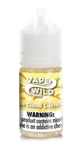 On Cloud Custard By Vape Wild