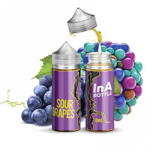 Sour Grapes By Ina Bottle