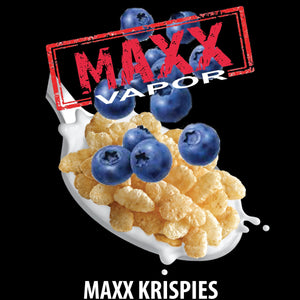 Maxx Krispies By Maxx Vapor