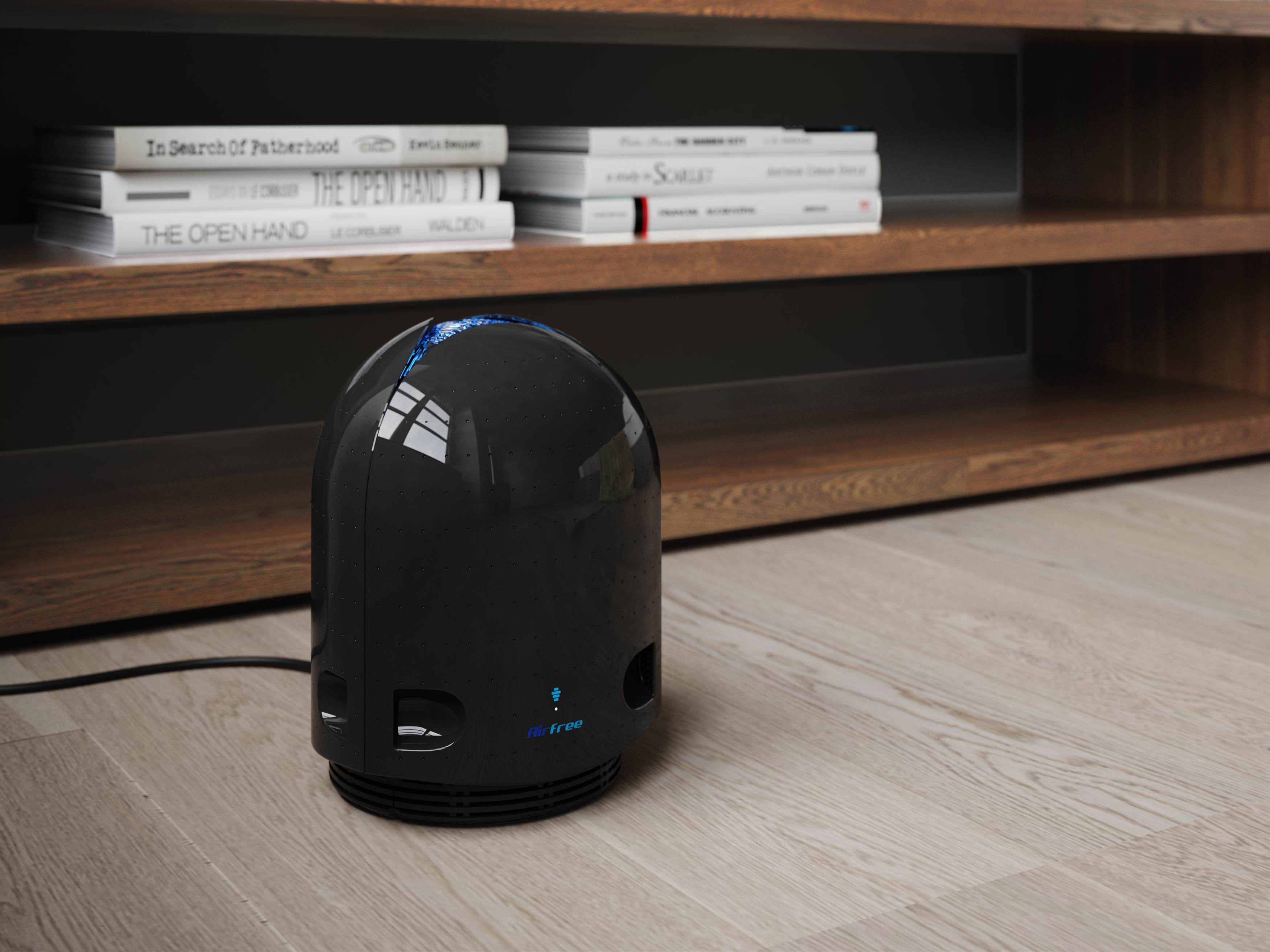 AirPurifier AirFree Onix 3000 Filterless Air Purifier - Black