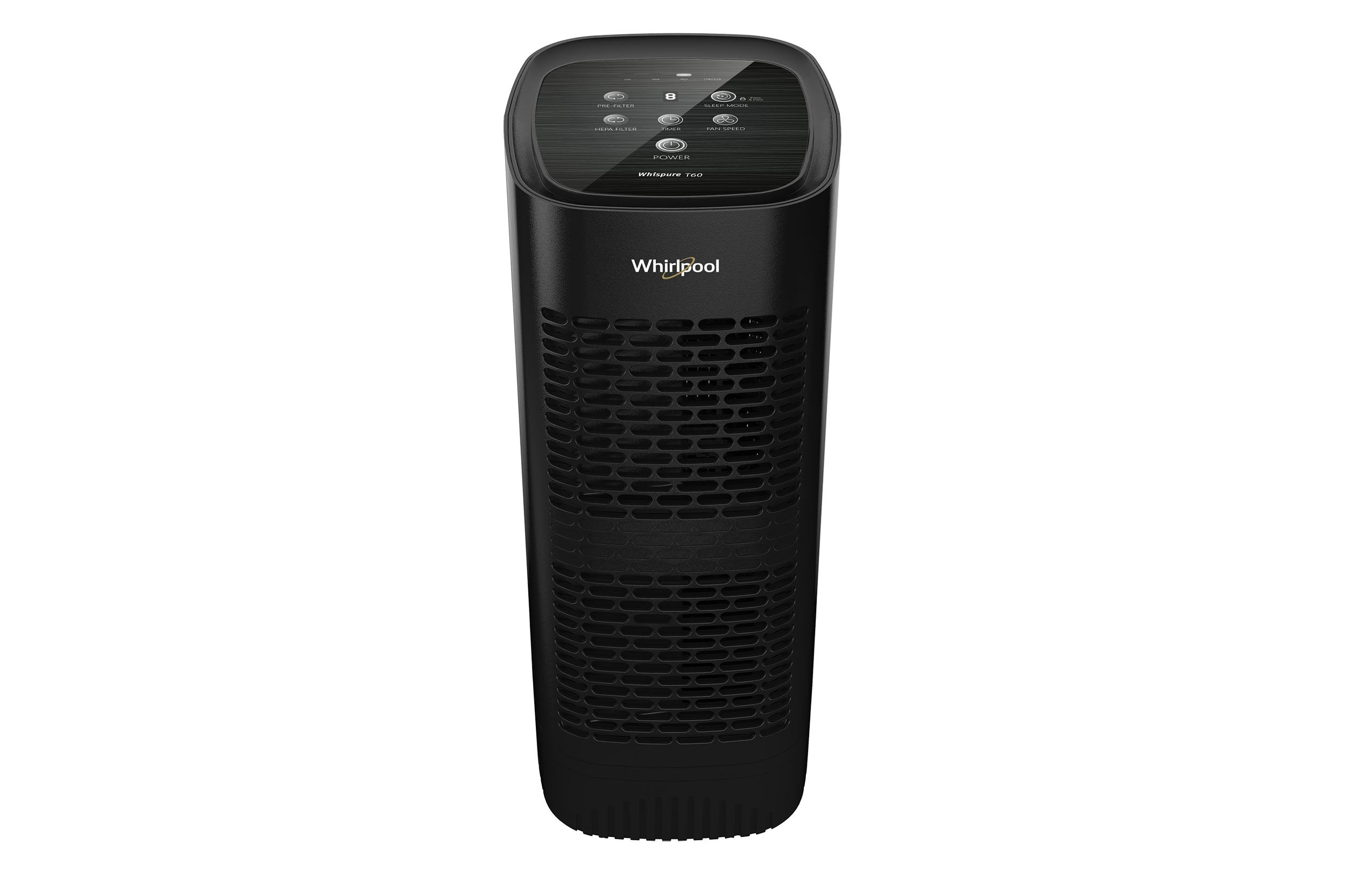 AirPurifier Whirlpool® Whispure™ WPT60 True HEPA Air Purifier - Black