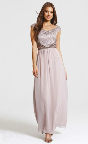 26294e3fe198 We have maxi dresses with clip-on shoulder straps and elasticated backs for  an easy fit  short prom dresses for younger bridesmaids  drape dresses for  a ...