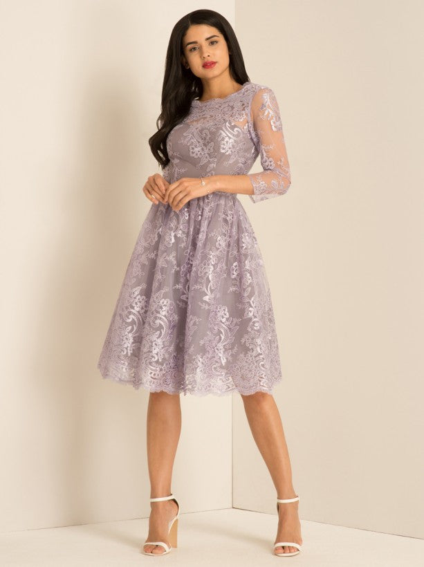 Chi Chi Elisa Dress - Wedding Guest Dresses
