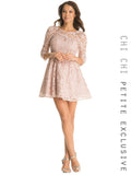 Chi Chi Dannie Dress - Short Going out Dresses