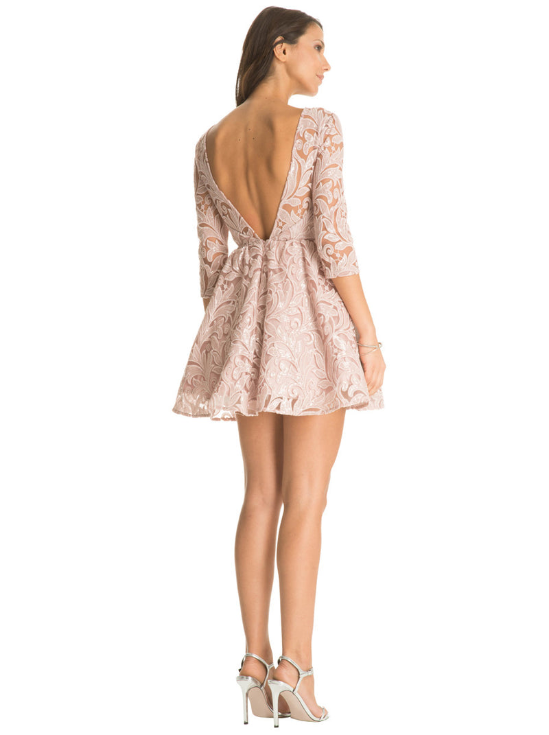 Chi Chi Dannie Dress - Short Going out Dresses - Glitzy Angel