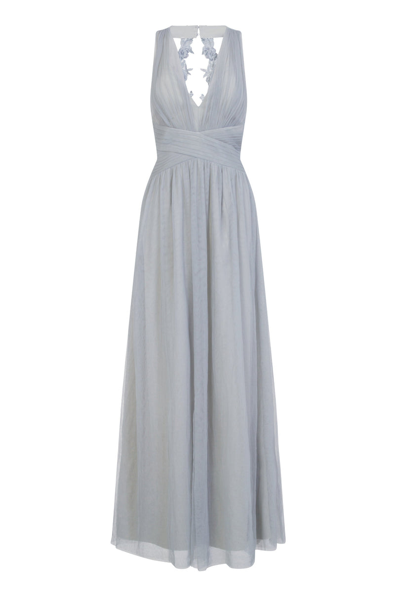 Little Mistress Waterlily Maxi Dress