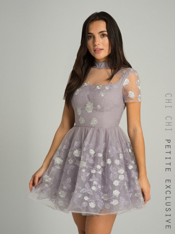 Chi Chi Petite Mona Dress - Wedding Guest Dresses