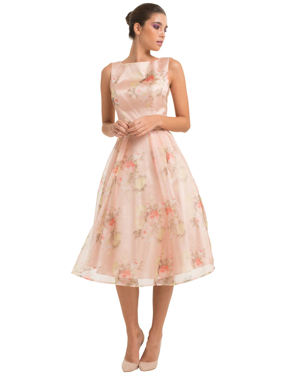 floral midi dress for wedding, OFF 8%,Buy!