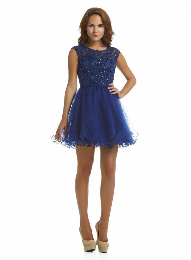 Chi Chi Mary Dress - Glitzy Angel