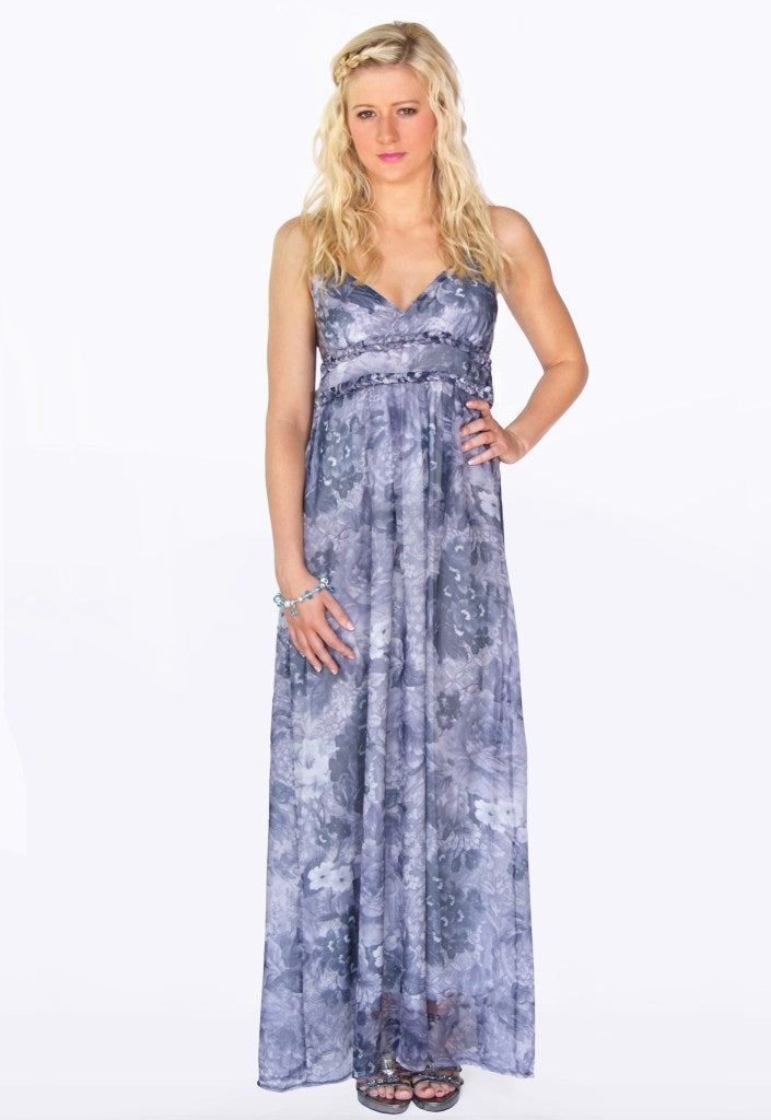 Summer Maxi Dress - Glitzy Angel