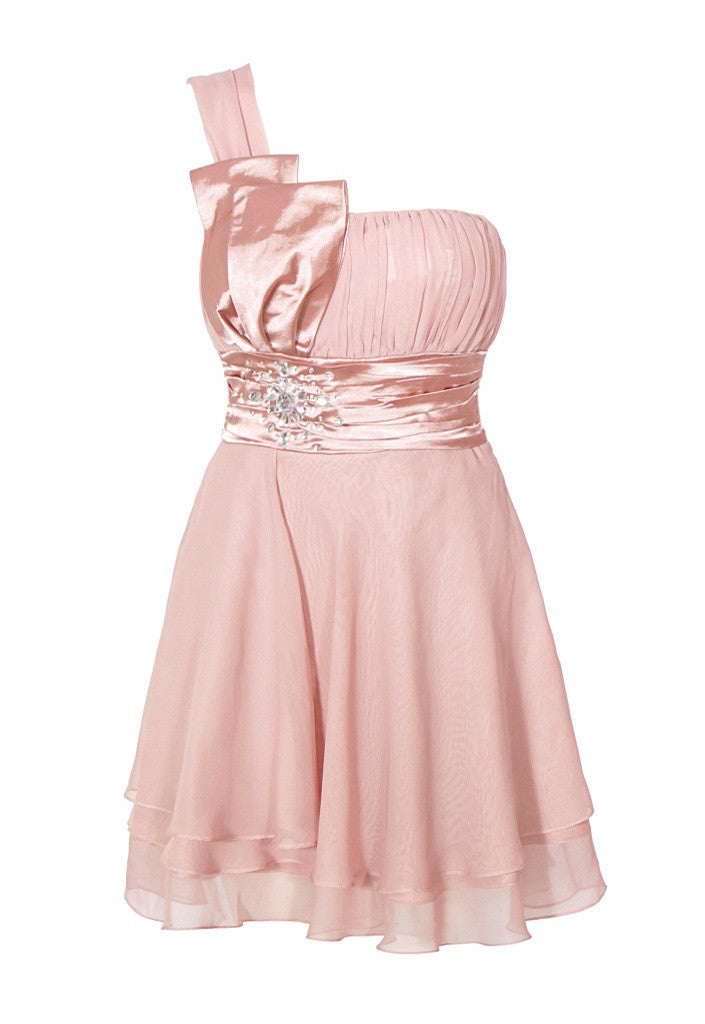 Glitzy Angel Party Dress - Glitzy Angel