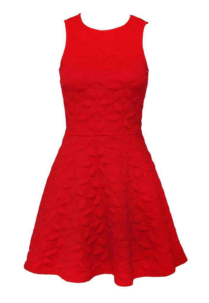 Luisa Zissman Red Dress - Glitzy Angel