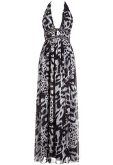 Lipsy Beaded Empire Line Maxi Dress