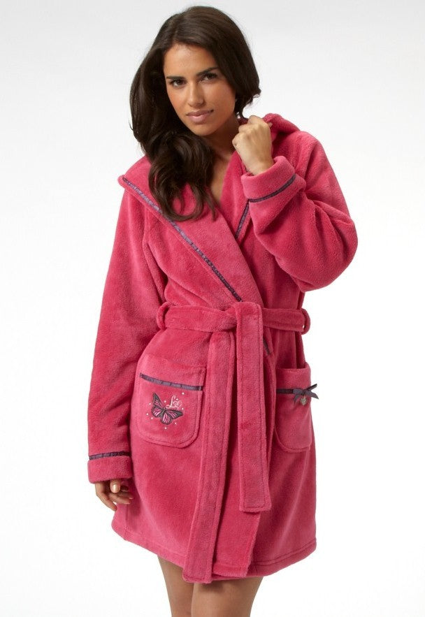 Lipsy Butterfly Robe - Glitzy Angel