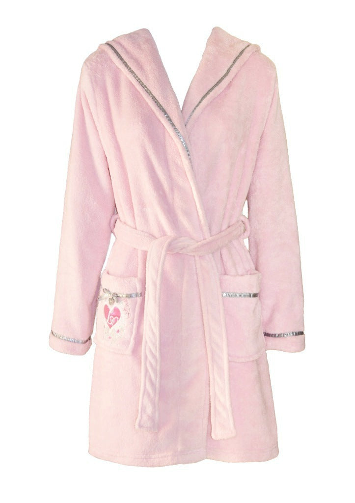 Lipsy Butterfly Robe Gown - Glitzy Angel