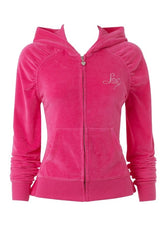 Lipsy Frill Back Hoodie