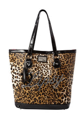 Lipsy Leopard Shopper