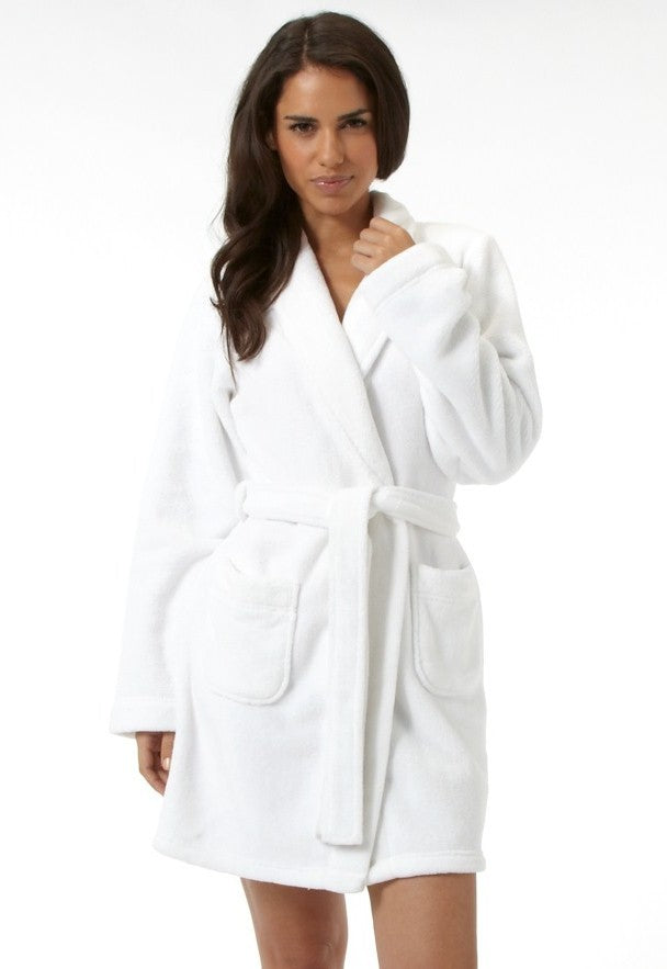 Lipsy Model Robe - Glitzy Angel