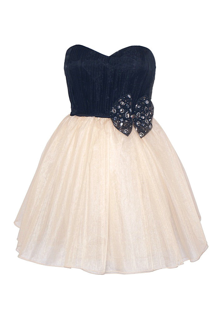 Little Mistress Prom Dress - Dresses for Weddings - Glitzy Angel