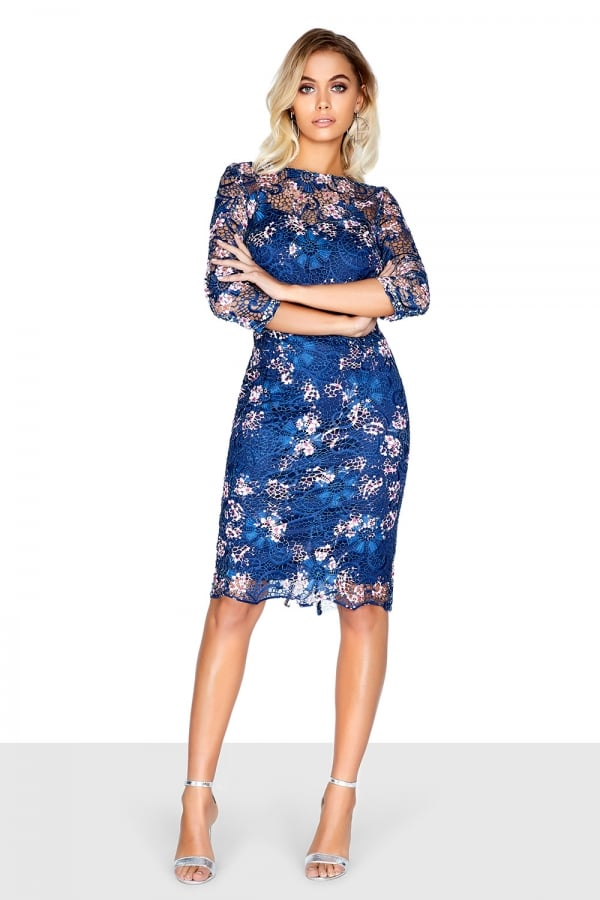1d0241a7b717 OUTLET PAPER DOLLS BLOSSOM LACE DRESS