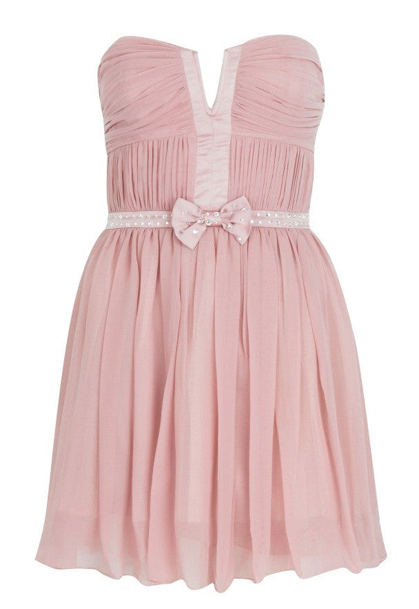 Lipsy Party Dress - Glitzy Angel