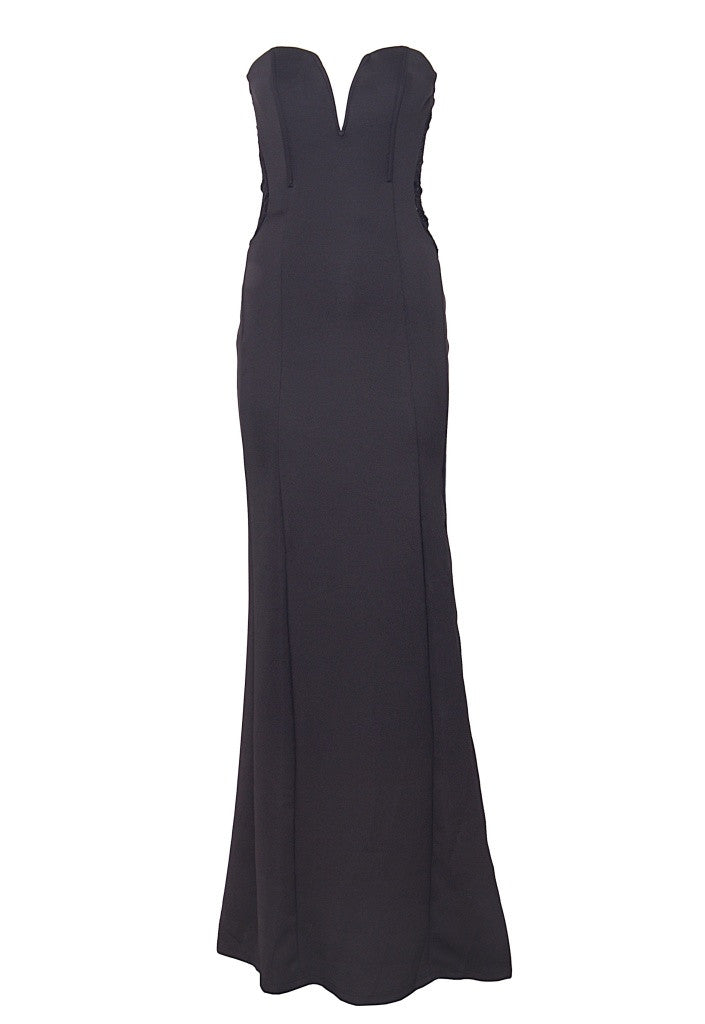 bd4eee60ae6a TFNC Jennifer Aniston Maxi Dress - Side Slit Maxi Dress