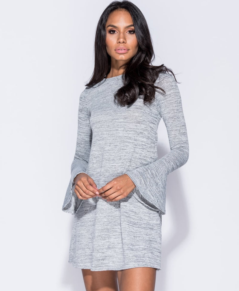 Grey day dress