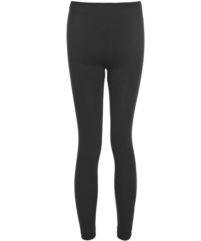 Fleece Lined High Waisted Leggings - Glitzy Angel