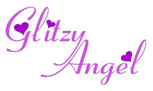 Glitzy Angel
