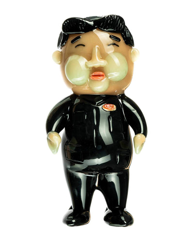 Empire Glassworks | Kim Jong Un Hand Pipe | Sesh Sensei