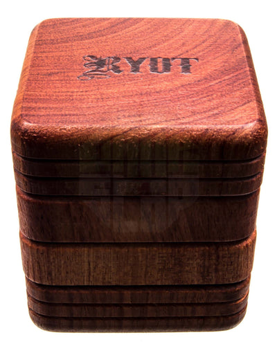 RYOT | 1905 4pc All Wood Grinder/Sifter | Sesh Sensei