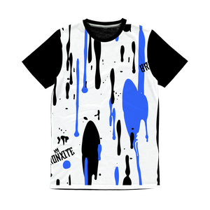 Drippin' Too Classic Sublimation Panel T-Shirt