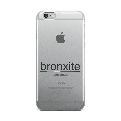 ...and Proud iPhone Case